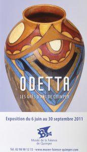 affiche de l'exposition 2011 Odetta
