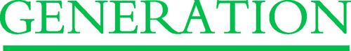 logo Génération